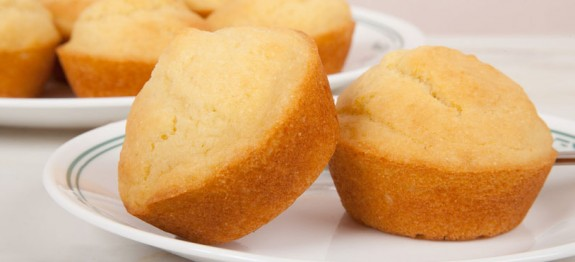 Homemade Cajun Corn Muffins