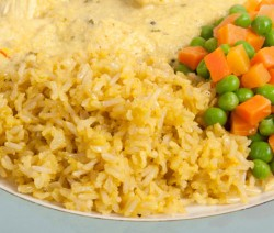 Homemade Rice Pilaf
