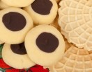 Assorted Homemade Cookies and Pizzelle