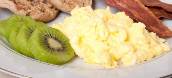 Scrambled Eggs And Breakfast Burrito RecipesItalian Mediterranean Diet