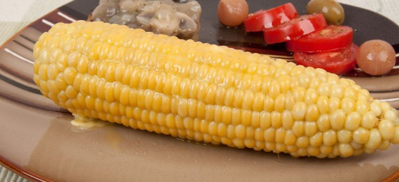 how to cook corn on the cob in boiling water