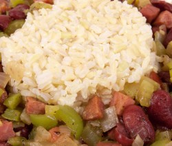Homemade Red Beans and Rice