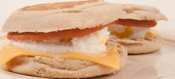 Microwave Oven Poached Eggs Italian Mediterranean Diet
