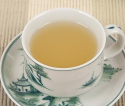 Homemade Ginger Tea