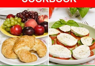 Breakfast Antipasti Cookbook Published Italian Mediterranean Diet