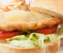 Homemade Buttermilk Sandwich Buns