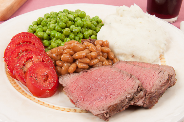 Beef Tenderloin Meal