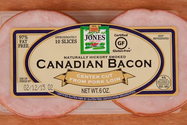Canadian Bacon-Gluten Free