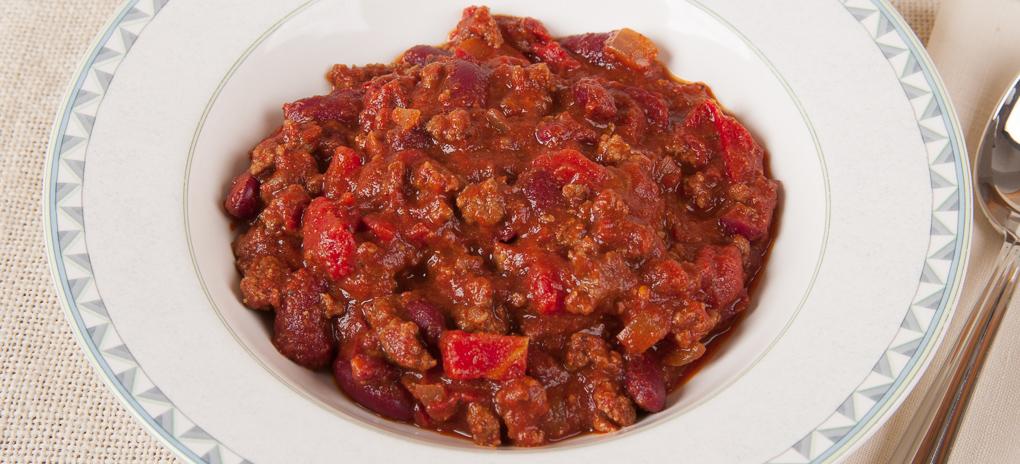 30-Minute Chili With Beans - Italian Mediterranean ...