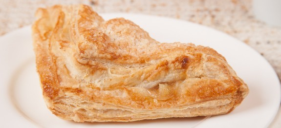 Supermarket Bakery Apple Turnover