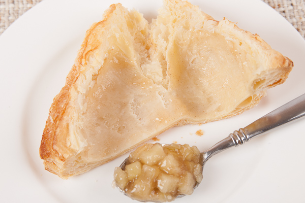 Apple Turnover Filling