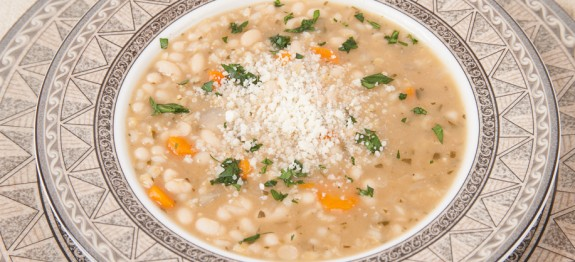bean and barley stew