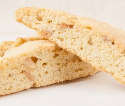 Biscotti With Almonds