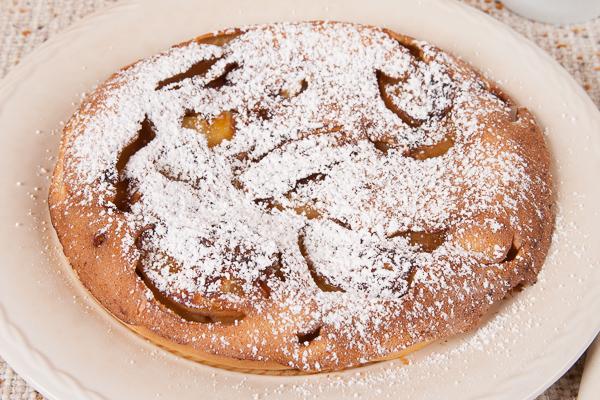 German Apple Pancake-
