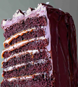 MS Chocolare Cake
