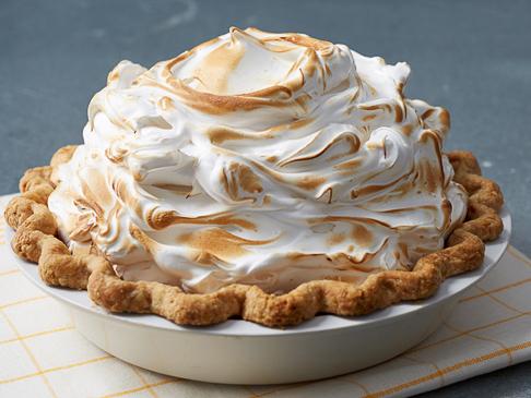 MS Pumpkim Meringue Pie