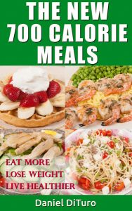 New 700 Calorie Meals Cover Art