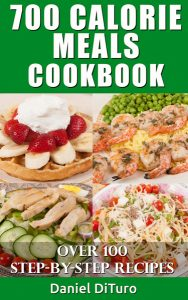 New 700 Calorie Meals Cookbook