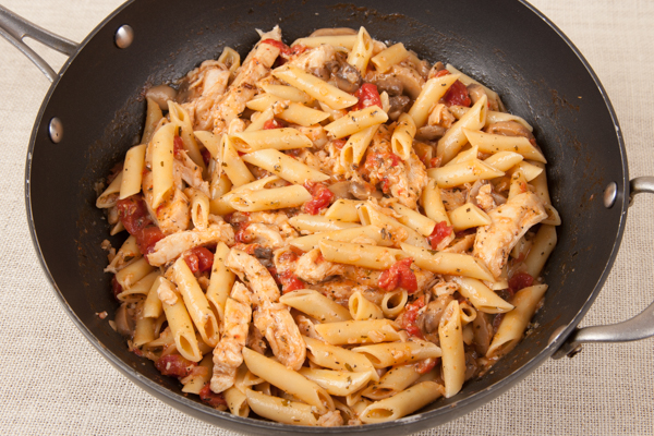 Pasta Margherita-Chicken-0896