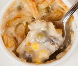 Puff Pastry Chicken Pie