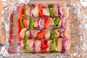 Spicy Chicken Kabobs