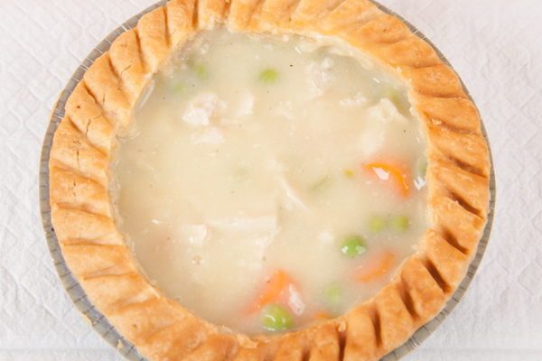 Turkey Pot Pie-Frozen-2012