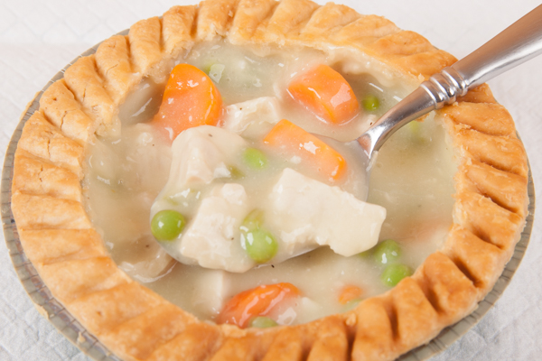 Turkey Pot Pie-Frozen-2016