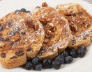 Homemade Raisin French Toast
