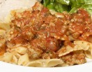 Sausage and Ground Beef Ragu
