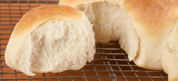 Homemade Yeast Dinner Rolls