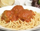 Homemade Spaghetti and Meatballs