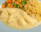 Homemade Green Chicken Curry