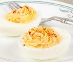 Homemade Deviled Eggs