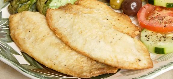 Easy Pan Fried White Fish Fillet Recipe