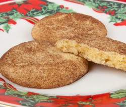 Homemade Snickerdoodles