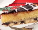 Blueberry Marzipan Torta