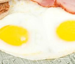 Homemade Fried Eggs