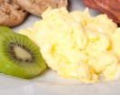 Homemade Scrambled Eggs