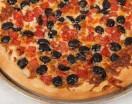 Homemade Italian Pizza Fresca