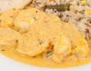 Homemade Shrimp Curry