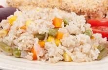 Homemade Vegetable Pilau