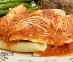 Homemade Poultry Sauce