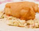 Homemade Fried Fish Taco