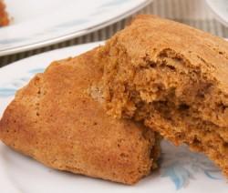 Homemade Ginger Scones