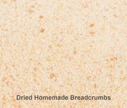 Unseasoned Homemade Breadcrumbs