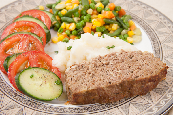 Beef and Turkey Meatloaf