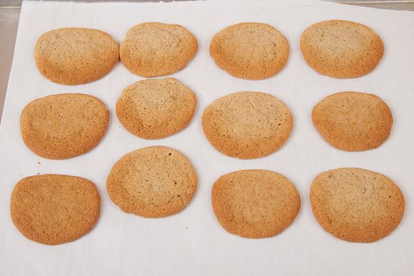 Lemon Spice Cookies