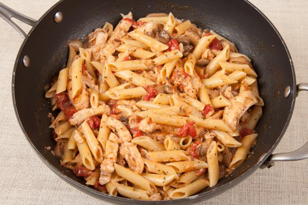 Pasta Margherita-Chicken-0896