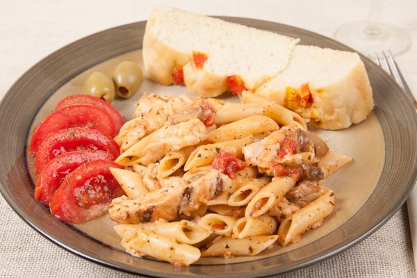 Pasta Margherita Meal-
