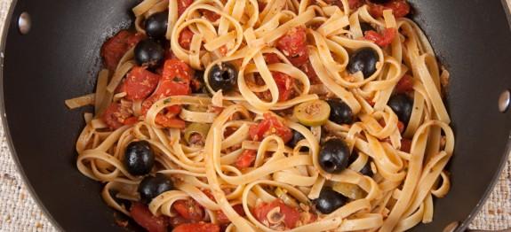 Pasta With Sardine Sauce